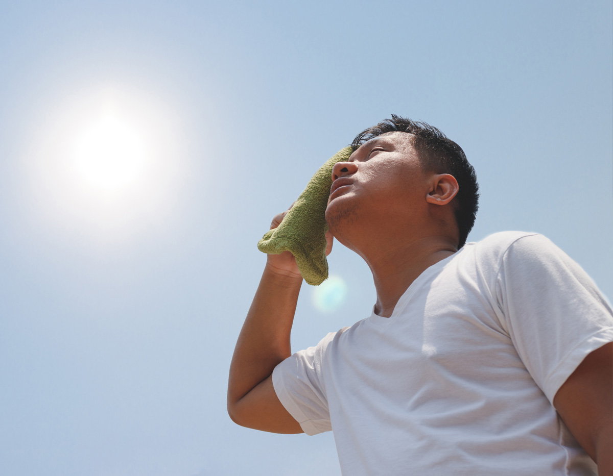 How to avoid heat stroke on Hot Summer Days – ViveMichigan